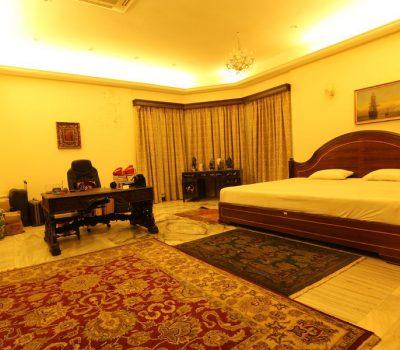 Papaji's Room